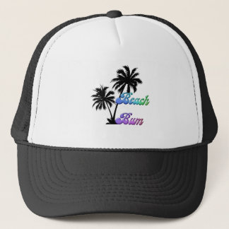 Beach Bum Trucker Hat