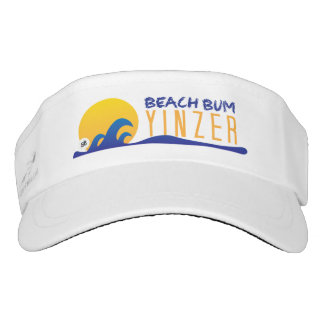 Beach Bum Yinzer Hat Design