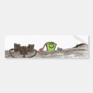 Beach Bumper Stickers