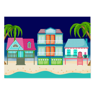Beach Business / Enclosure Card / Tag - SRF Large Business Card