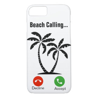 Beach Calling... iPhone 7/8 Case