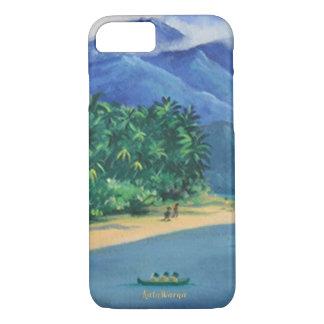 Beach 🌊 Case Premium Painting iPhone 8/7