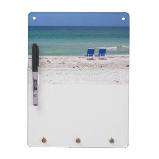 Beach Chairs Dry Erase Board