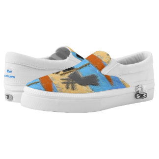 Beach Chairz Slip-On Sneakers