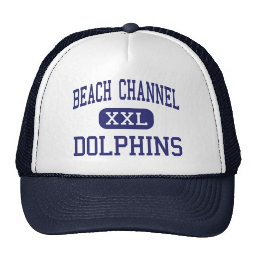 Beach Channel - Dolphins - High - Rockaway Park Hats