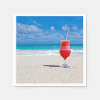 Beach Cheer Paper Napkins
