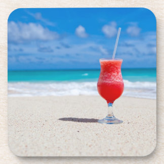 Beach Cheers Drink Coaster