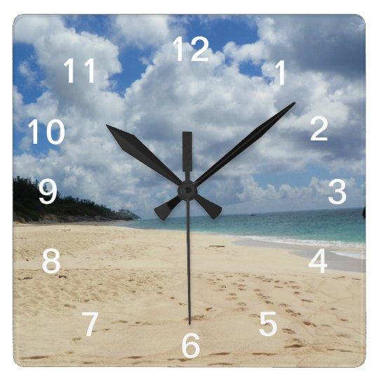 Beach Clock
