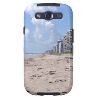 Beach Clouds Galaxy S3 Covers