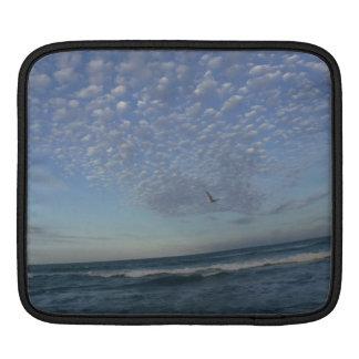 Beach Clouds iPad Sleeve