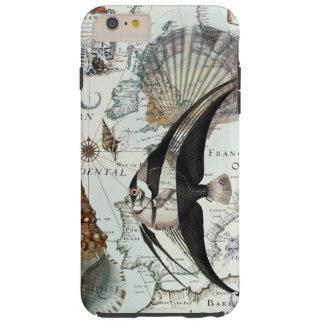 Beach Collage Tough iPhone 6 Plus Case