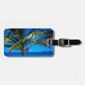 Beach Croix Us Virgin Islands Luggage Tag