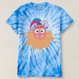 Beach cyclone in batik, Lolo AlfsToys T-shirt
