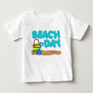 Beach Day Baby T-Shirt