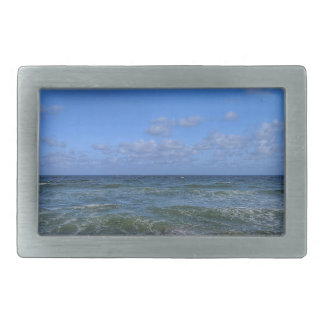 Beach Day Belt Buckle