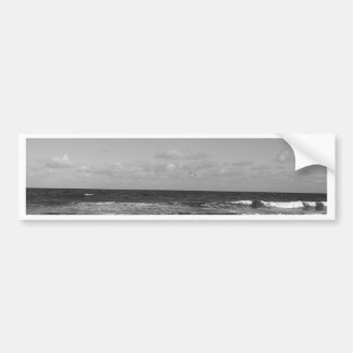 Beach Day Bumper Sticker