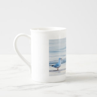 Beach Day for Seagull Tea Cup
