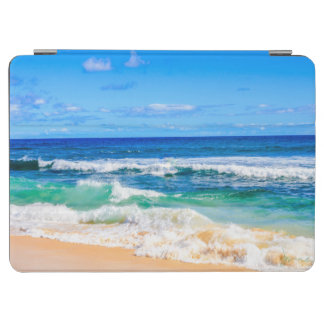 beach day iPad air cover