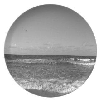 Beach Day Plate