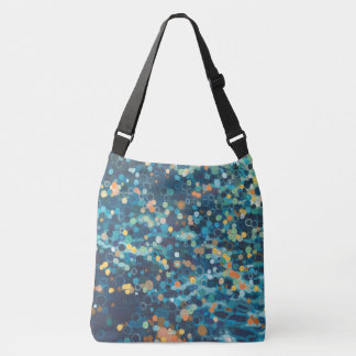 Beach Day Unisex Cross Over or Tote Bay by Juul