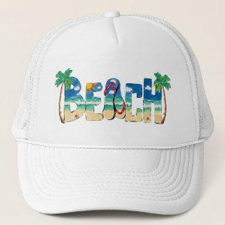 BEACH-Daytime Trucker Hat