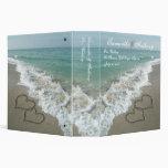 Beach Destination or Cruise Wedding Album Planner