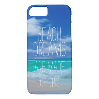 Beach Dreams iPhone Cases
