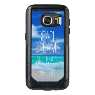 Beach Dreams iPhone Samsung Otterbox Cases