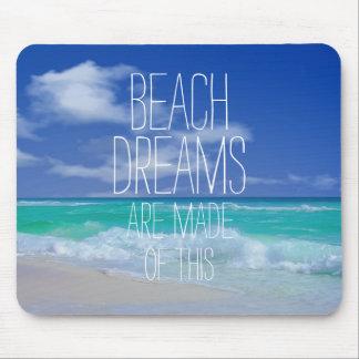 Beach Dreams Mouse Pad