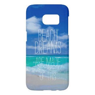 Beach Dreams Samsung Cases