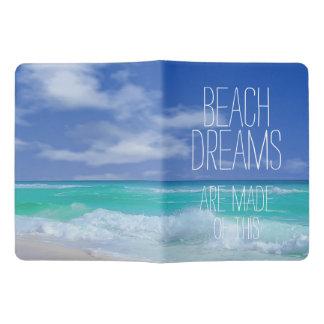Beach Dreams X-Large Moleskine Journal Notebook