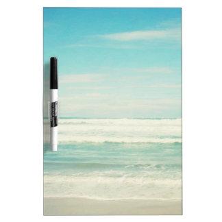 Beach Dry Erase Board
