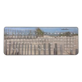 Beach Dunes Wireless Keyboard