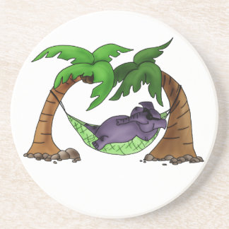 Beach elephant coaster