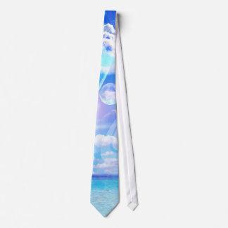 Beach Fantasy Tie