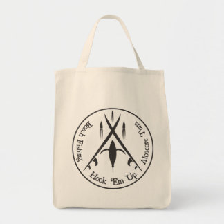 Beach Fishing Albacore Tuna Tote Bag