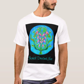 Beach Flowers T-Shirt