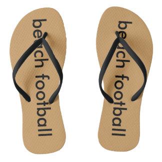 beach football flip-flops flip flops