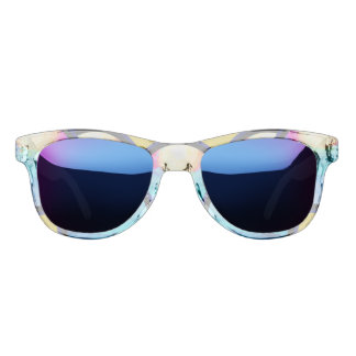 Beach fun! Design II  Mirrored - Sunglasses