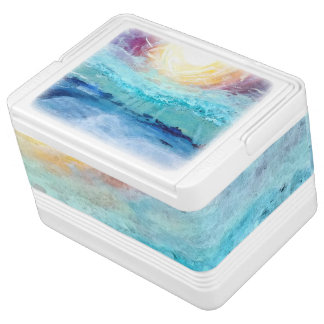 Beach Fun!  Igloo 12-can Cooler