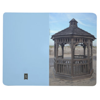 Beach Gazebo Pocket Journal