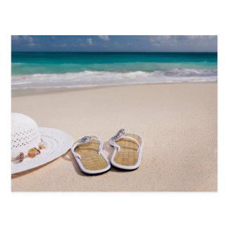 Beach Getaway Postcard