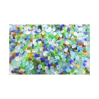 Beach Glass-1 Canvas Print