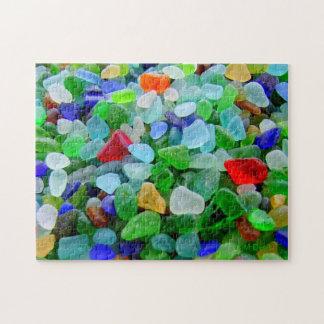 Beach Glass Mural Puzzles