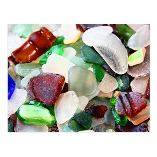 Beach Glass Postcards
