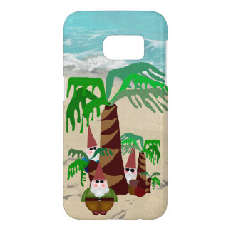 Beach Gnomes Galaxy 7 Case