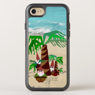 Beach Gnomes iPhone 7 Otterbox Case