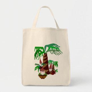 Beach Gnomes Tote Bag