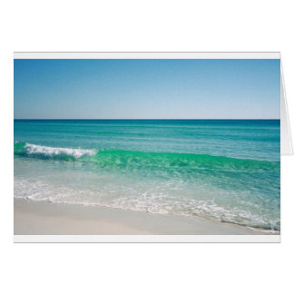 Beach Greeting Card All Occasion
