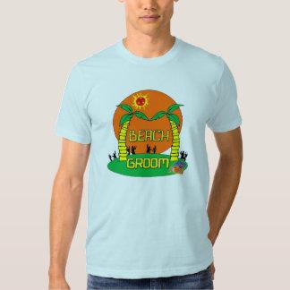 Beach Groom T-shirt